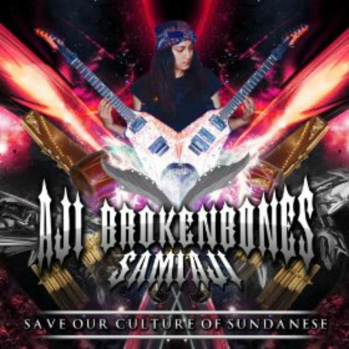 Tastes Like Rock - Aji Brokenbones Samiaji - Save Our Sudanese Culture Review