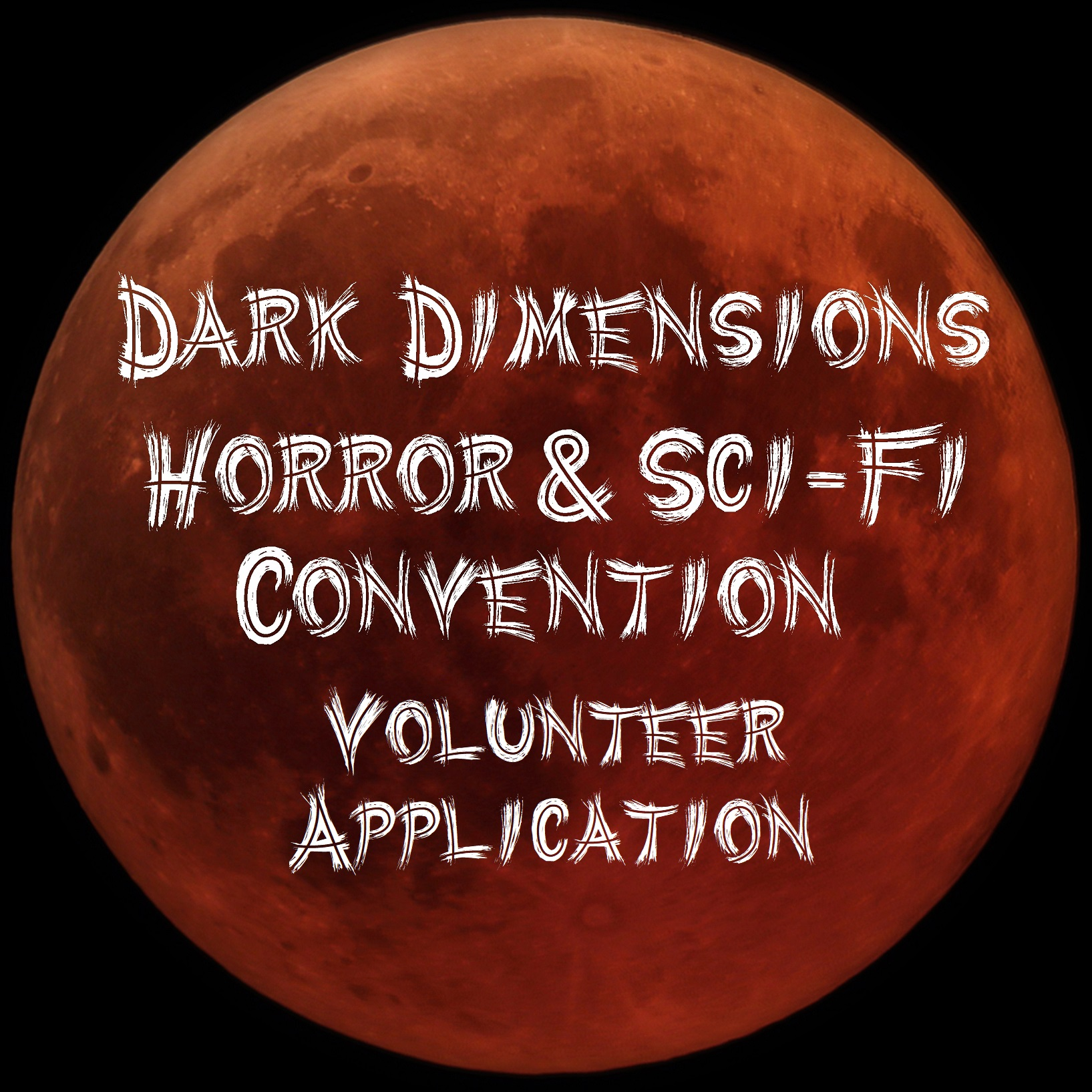 Dark Dimensions Volunteer Application
