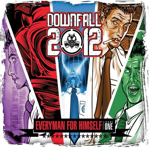 Tastes Like Rock - Downfall 2012 - Everyman for Himself Issue One Review