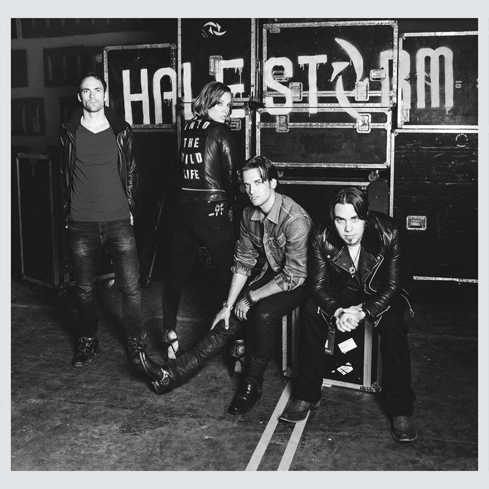Tastes Like Rock - Halestorm - Apocalyptic (Single) Review