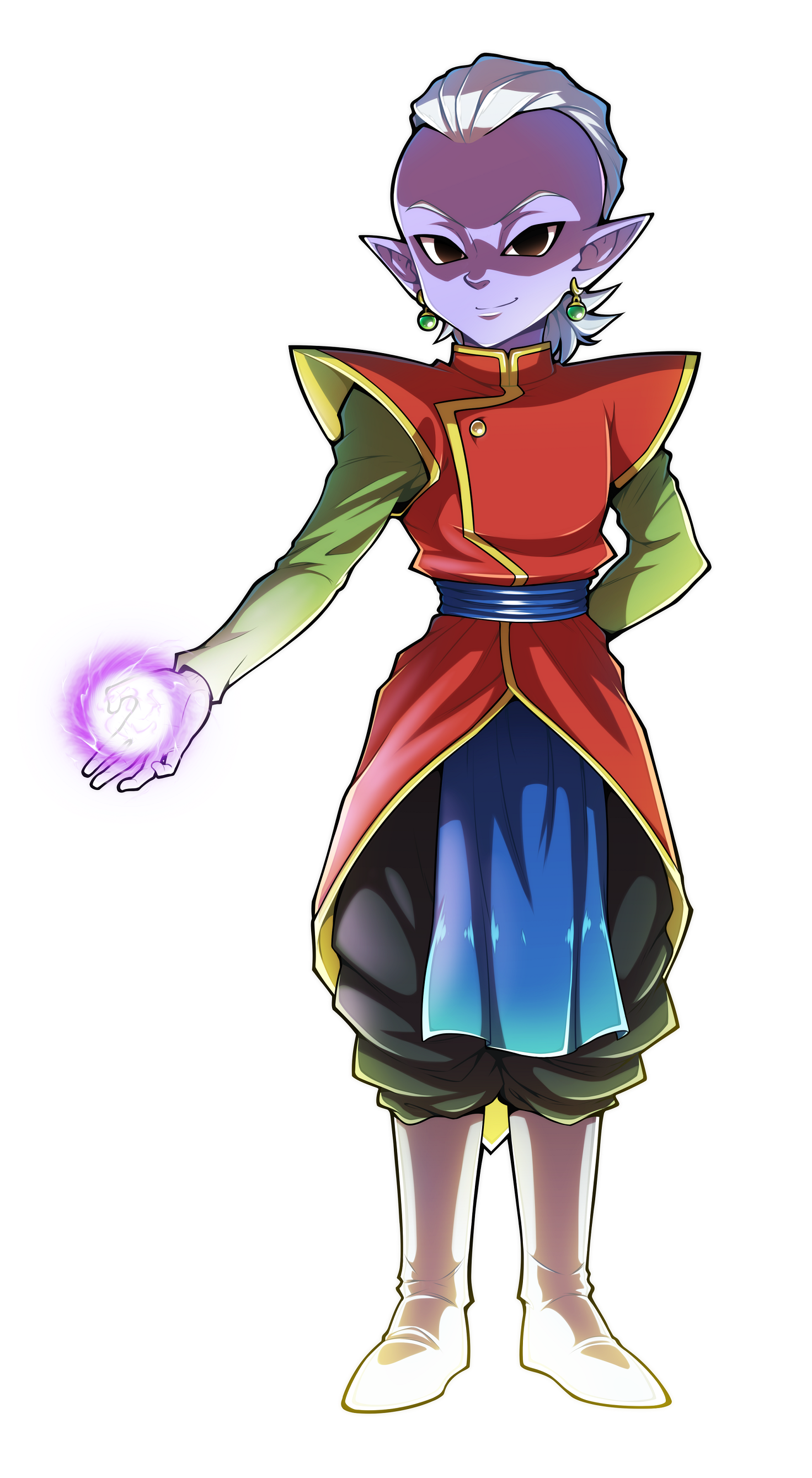 Khai-Dragon Ball Super