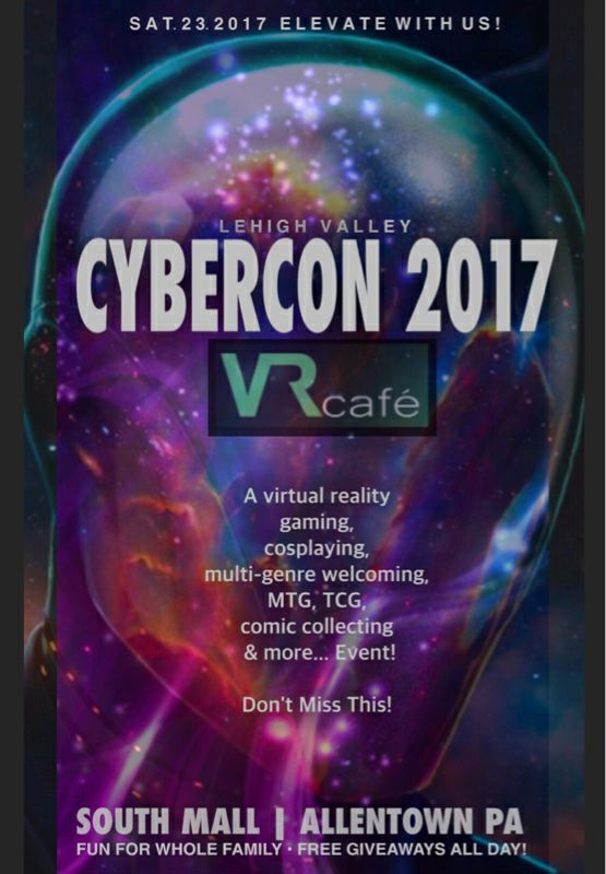 Lehigh Valley Cybercon 2017