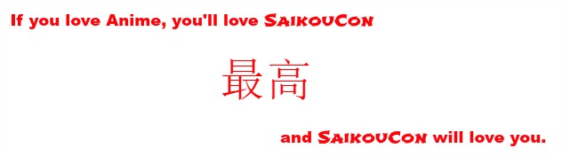 Love Anime_Love SaikouCon