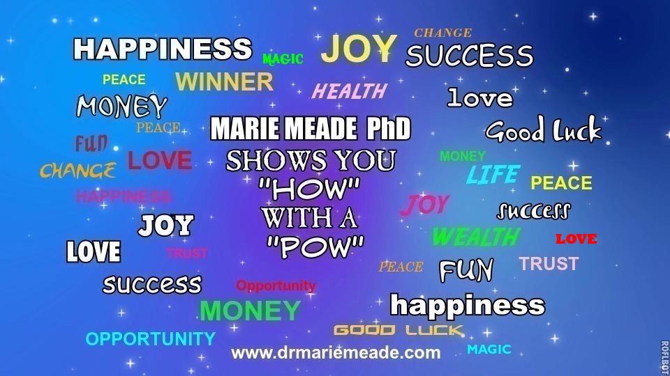 Marie Meade, PhD