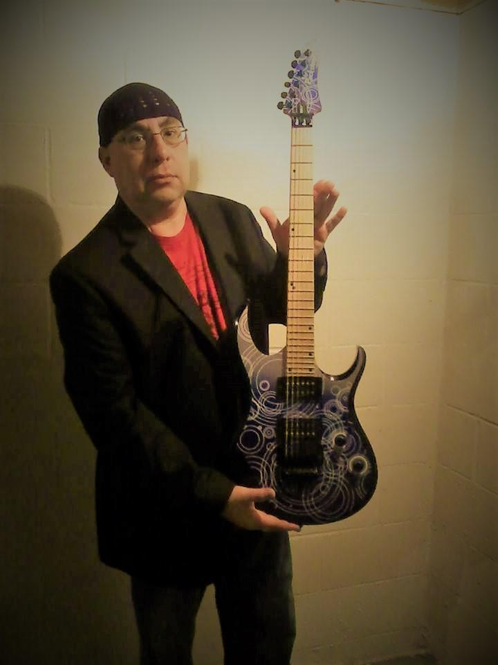 Michael McDowell - Shredguy Records Head
