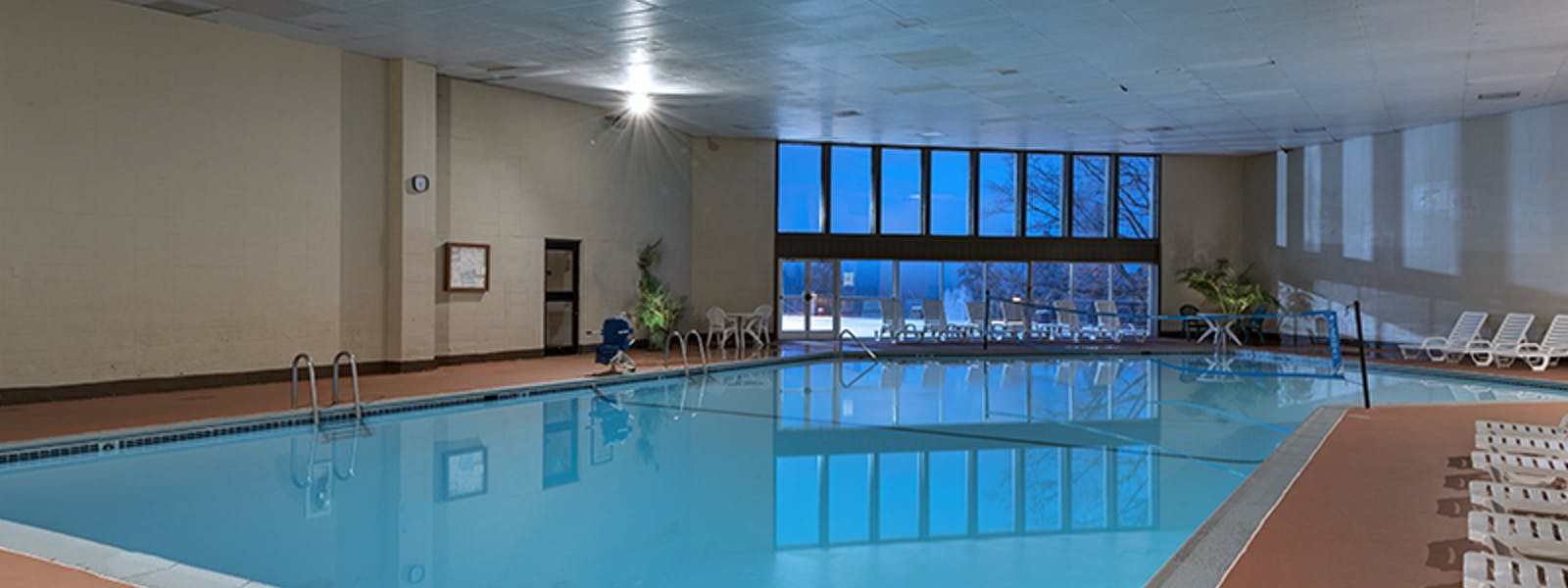 Mountain Laurel Indoor Pool