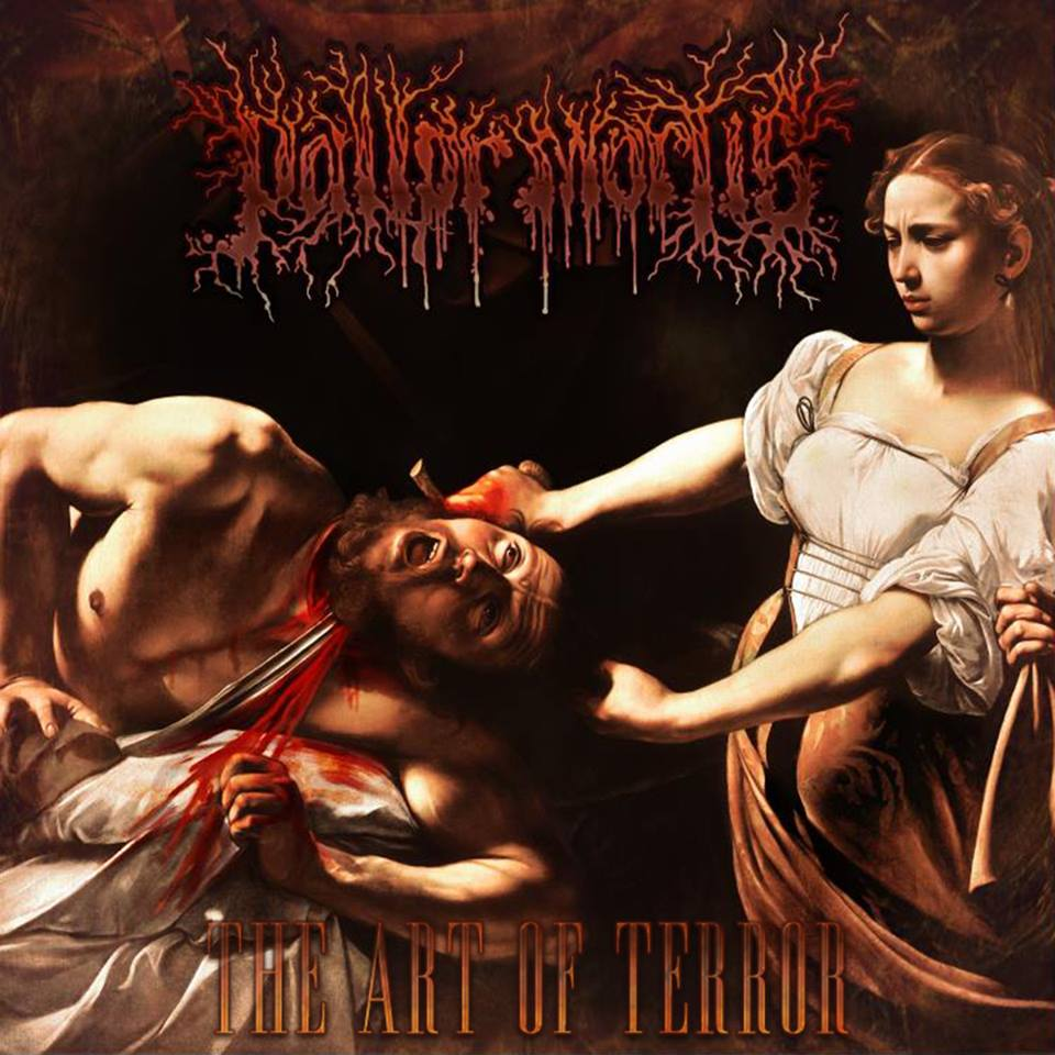 Tastes Like Rock - Pallor Mortis - The Art of Terror Review