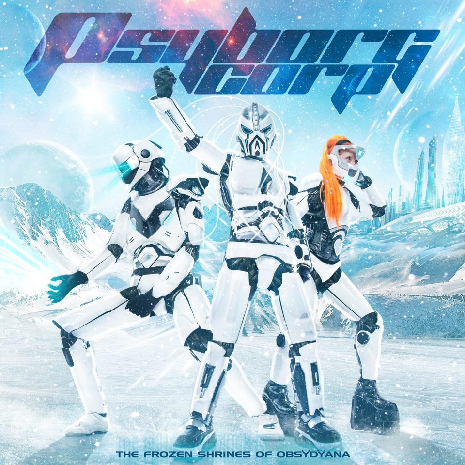 Tastes Like Rock - Psyborg Corp - Frozen Shrines Review