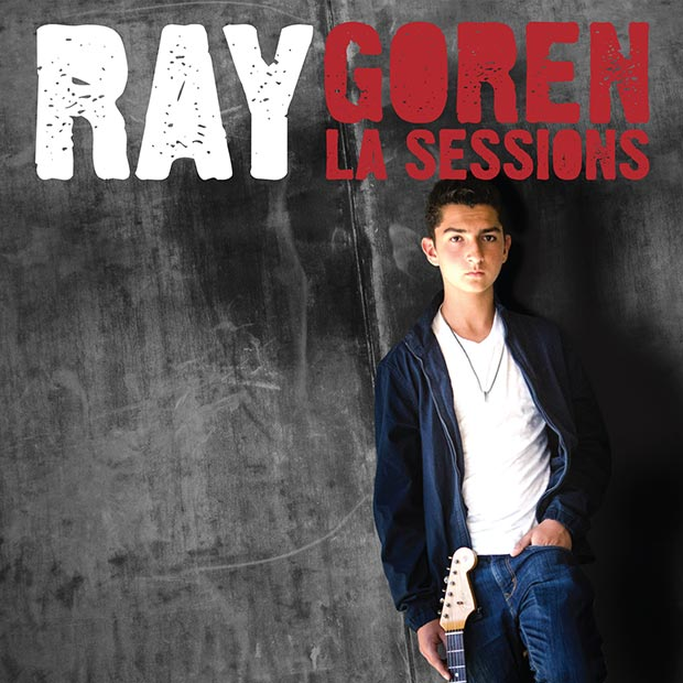 Tastes Like Rock - Ray Goren - LA Sessions Review