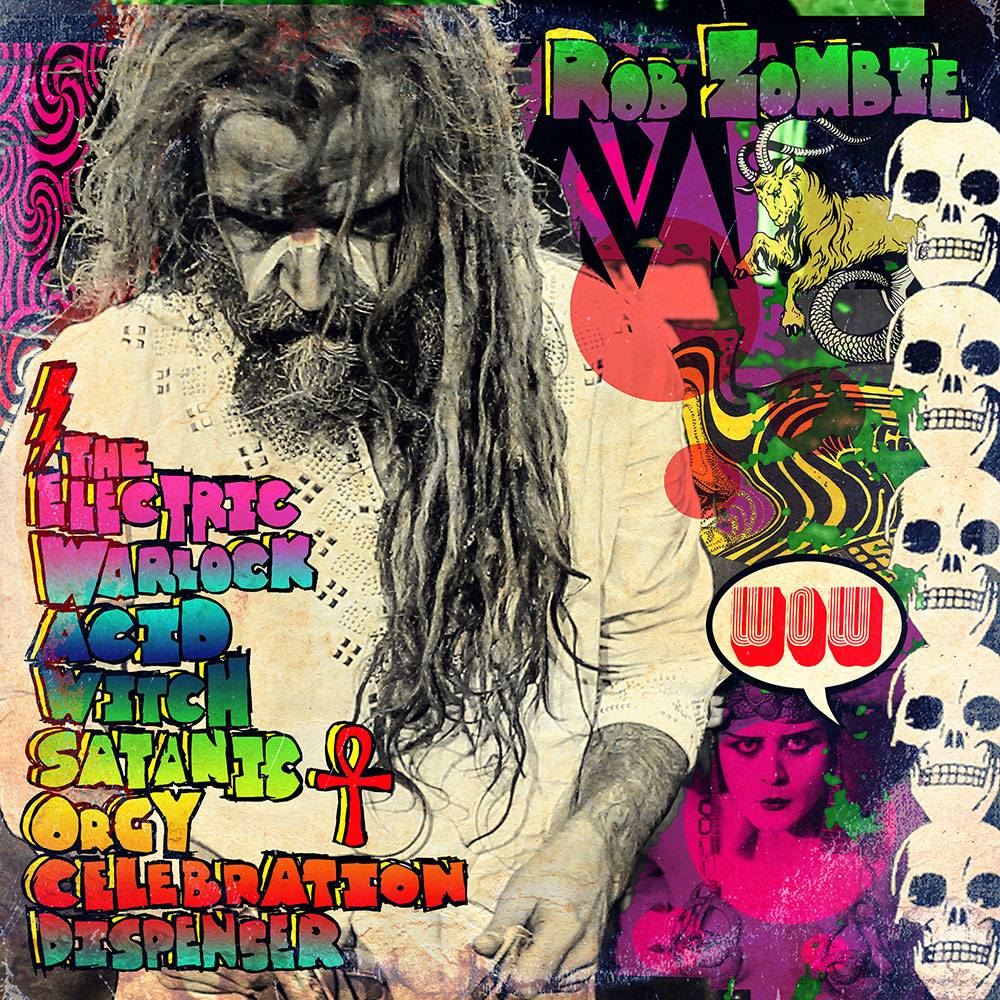Rob Zombie - Life Of A Teenage Rock God (Single)