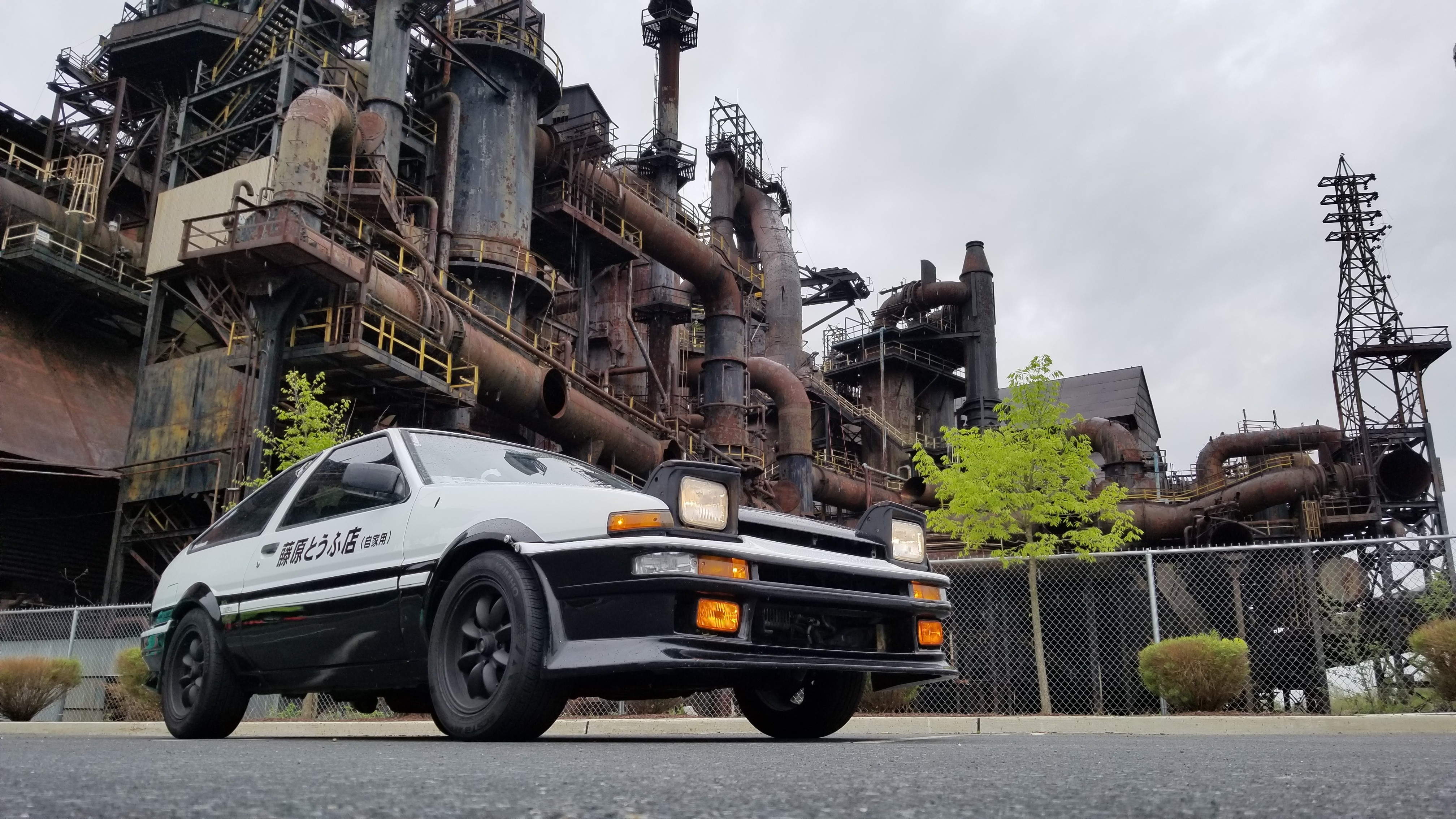 SaikouCon 2019 Featured Guest AE86 Sprinter Truen Fantasy Car