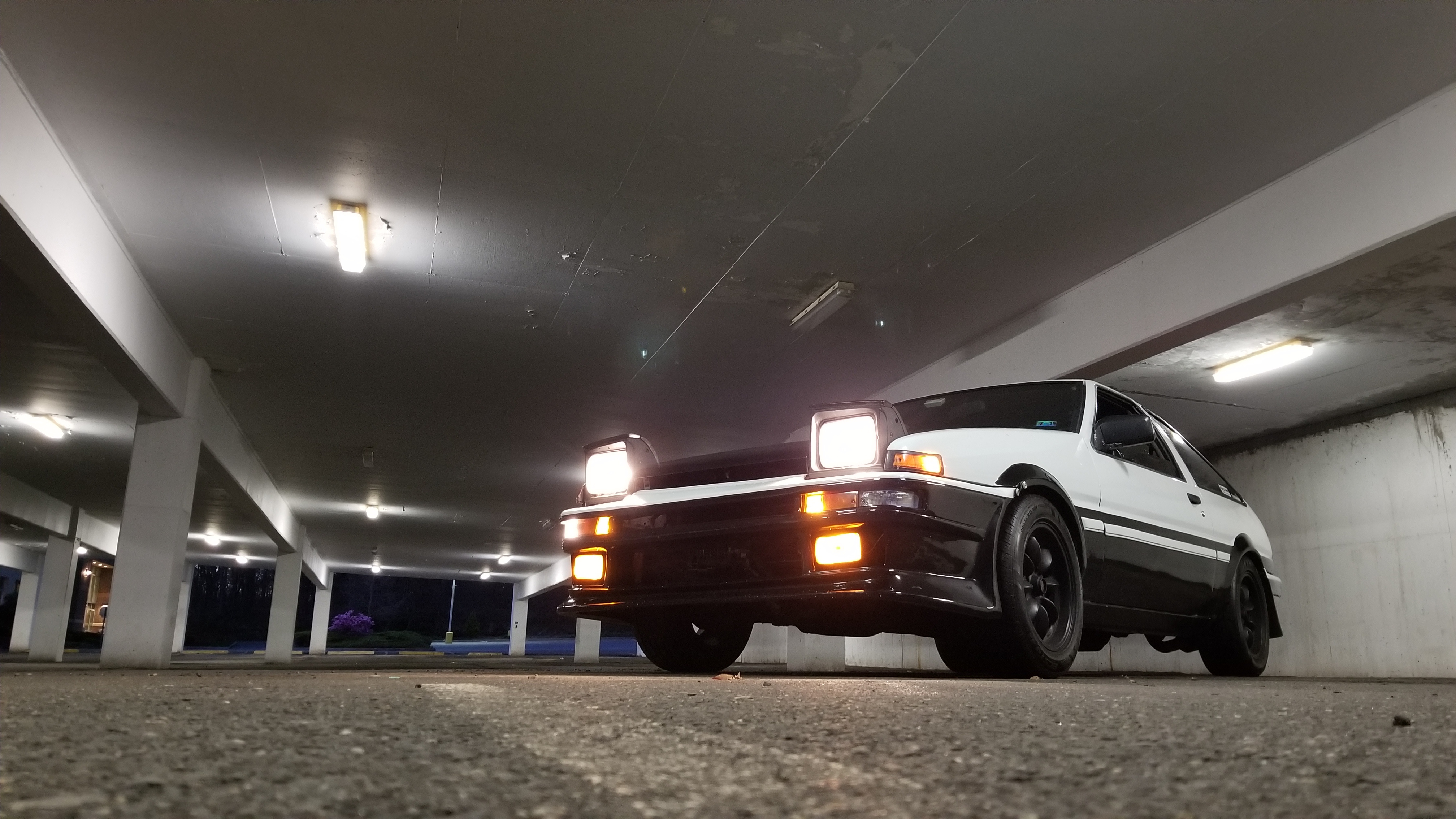 SaikouCon 2019 Featured Guest AE86 Sprinter Truen Fantasy Car_3