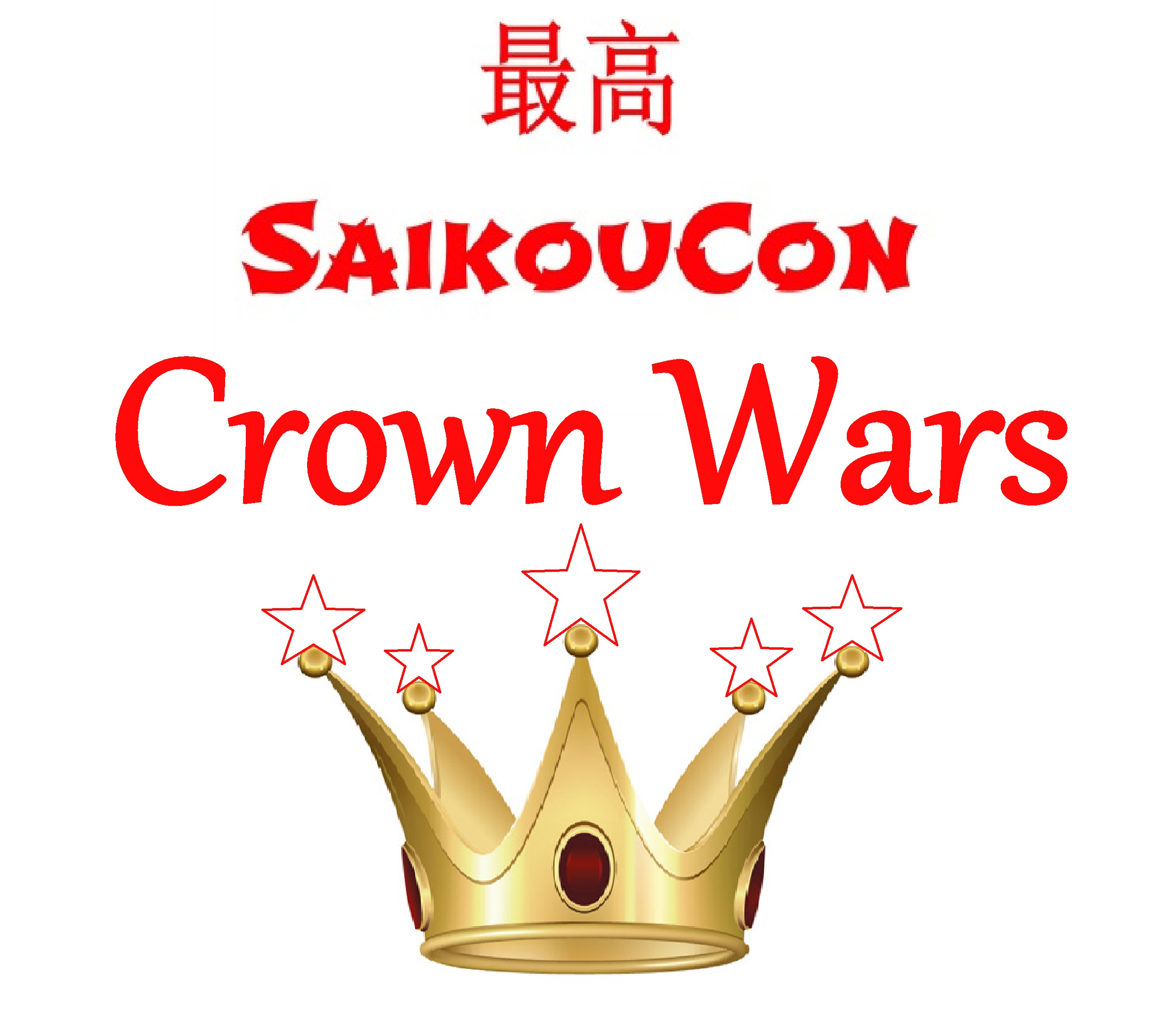 SaikouCon Crown Wars