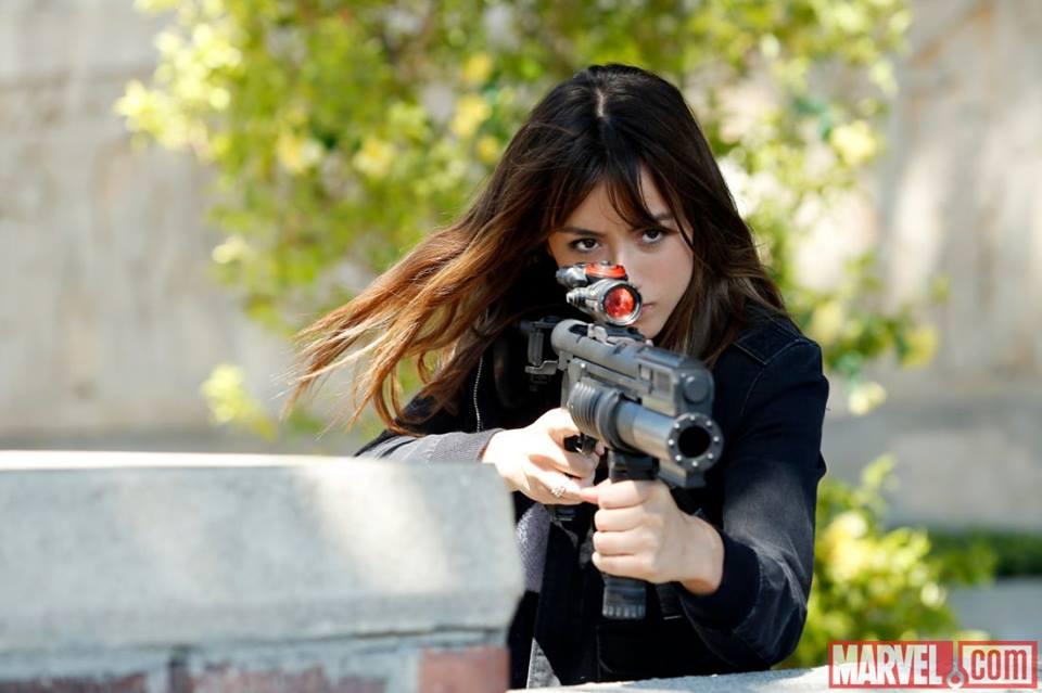 Skye Agent of S.H.I.E.L.D.