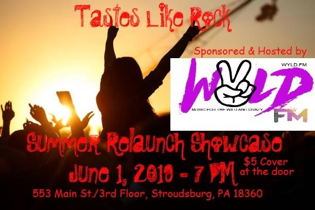 Tastes Like Rock Summer Showcase Party