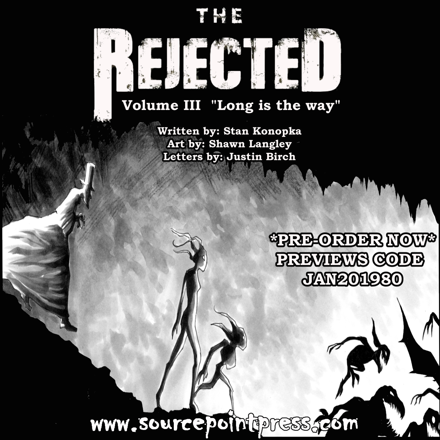The Rejected by Stan Konopka Part 3