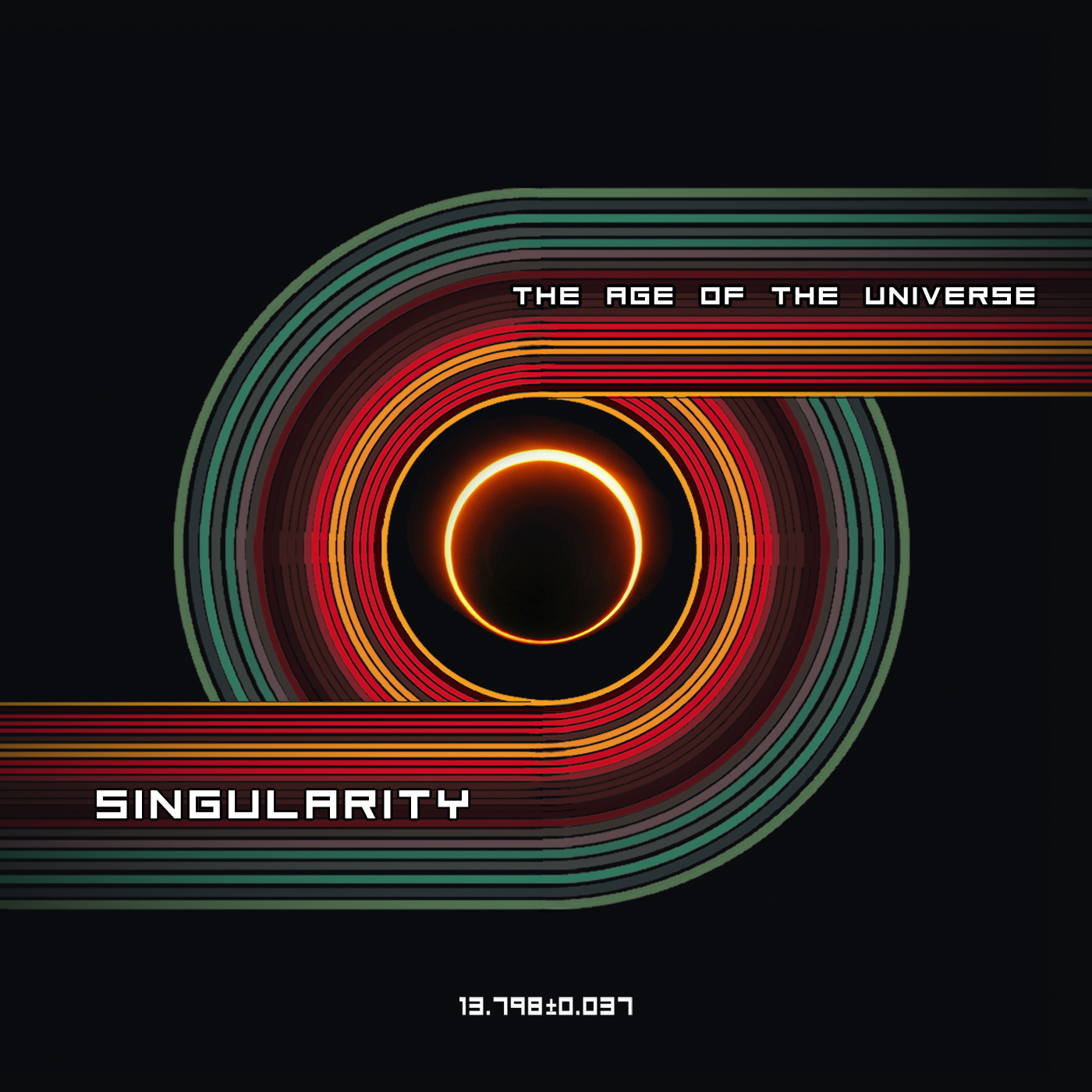 Tastes Like Rock - The Age of The Universe - Singularity Review