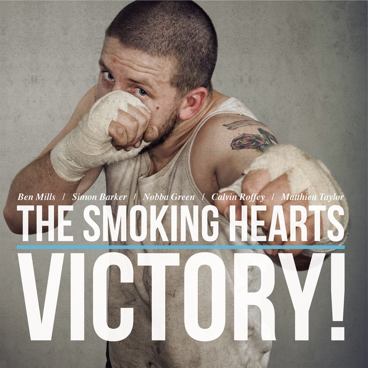The Smoking Hearts - Victory Review