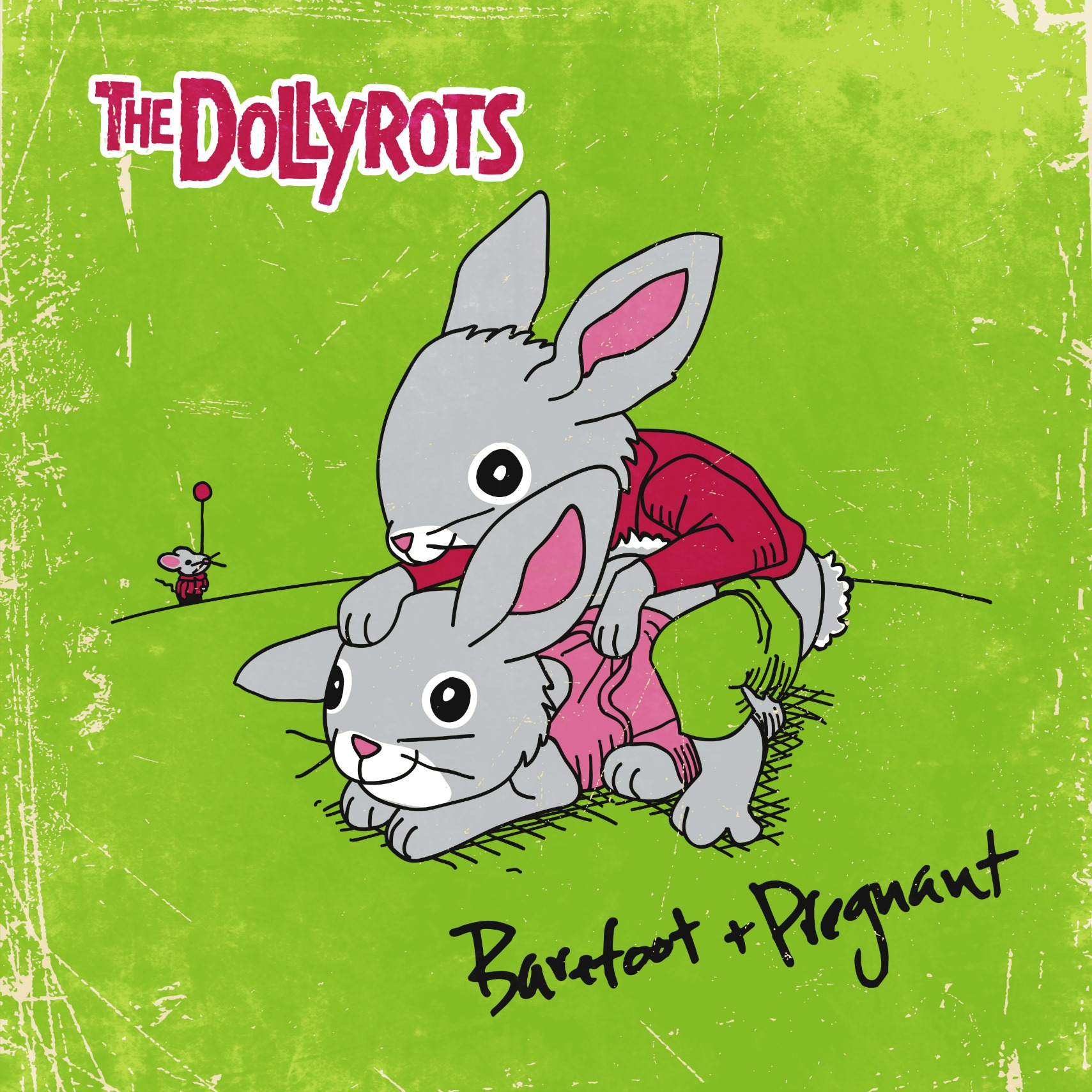 Tastes Like Rock - The Dollyrots - Barefoot and Pregnant Review