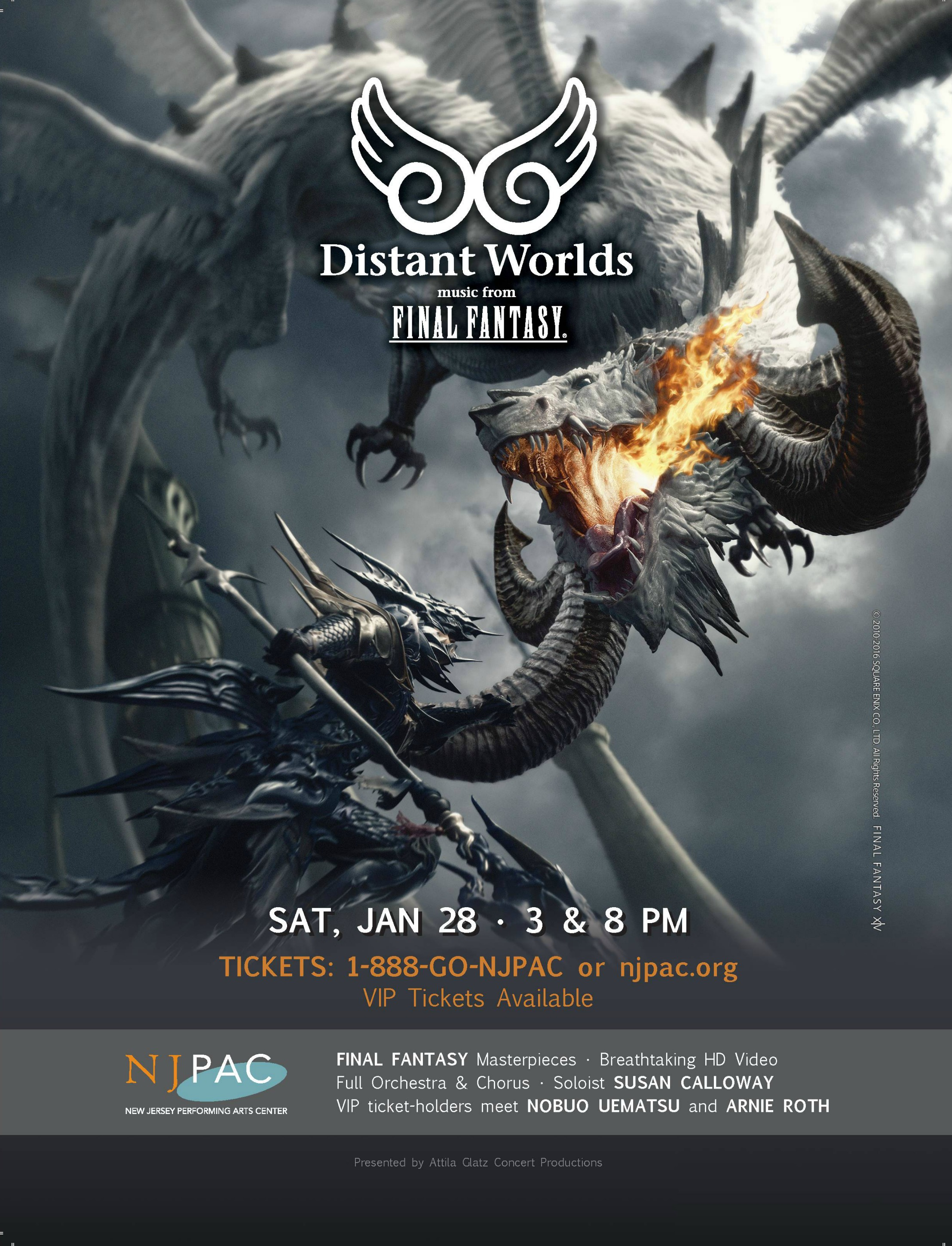 Distant Worlds: Final Fantasy