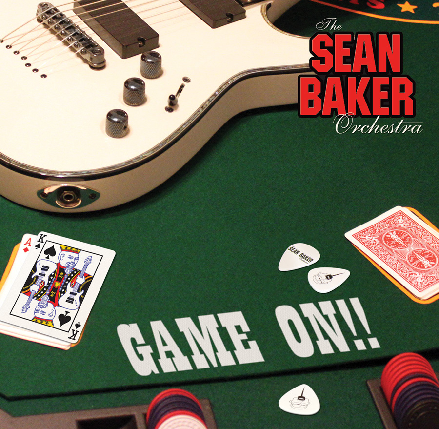 "Tastes Like Rock - The Sean Baker Orchestra - ""Game On!!"" Review"